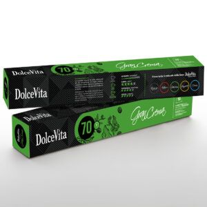 Capsules compatibles Nespresso® - Cafés Dolce Vita