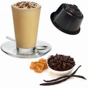 Cappuccino alla Vaniglia, capsule compatibile Dolce Gusto