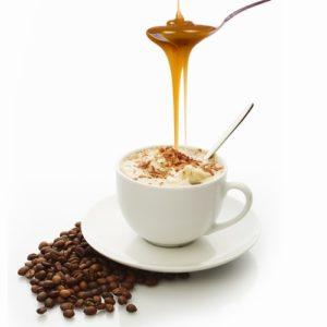 Café Caramel, capsules compatibles Nespresso