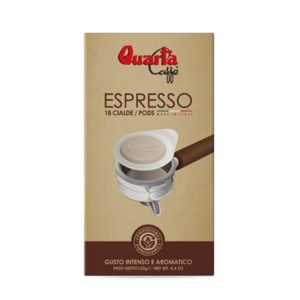 Quarta Caffè CIALDE 18pz