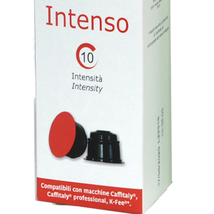 Intenso – Dolce Vita, compatible  Caffitaly®