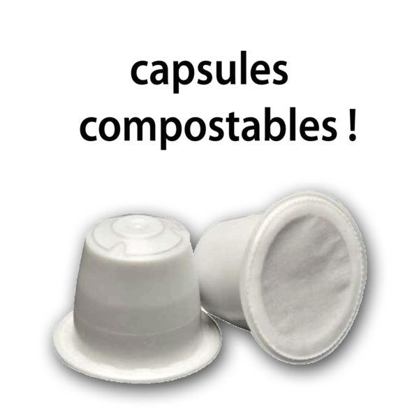 COMPOSTABLE – Dolce Vita, 50xcompatible NESPRESSO®