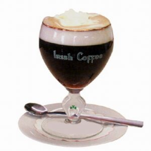 Irish coffee, capsules compatibles Nespresso