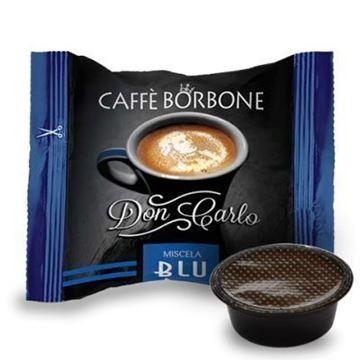 Borbone BLEU  Caps Lavazza A Modo Mio
