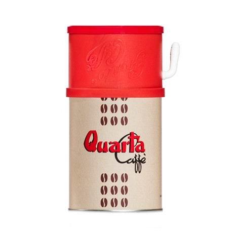 Quarta Doseur distributeur de café avec le mélange Avio 250g d'or
