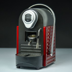Machine à café, système dosettes MY@PODS senza vapore