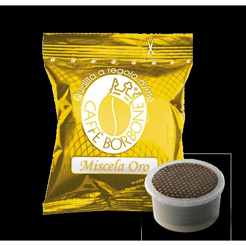 Borbone ORO ( Compatibles Caps Lavazza® Point/Fap )