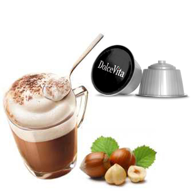 Nocciolino Light (Café Noisette Light) compatible DOLCE-GUSTO® 16X
