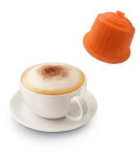 Cappuccino Classique compatible Dolce Gusto de 16 capsules