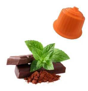 Choco Mente (Cioccomenta) compatible Dolce Gusto de 16 capsules