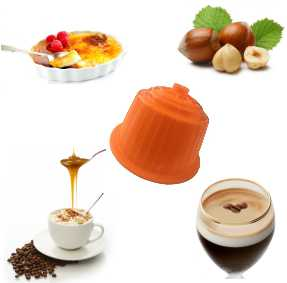 Capsules compatibles Dolce Gusto® - Boissons gourmandes Dolce Vita