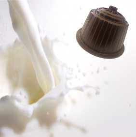 Latte Creamer (Lait écrémé) compatible Dolce Gusto  16x capsules